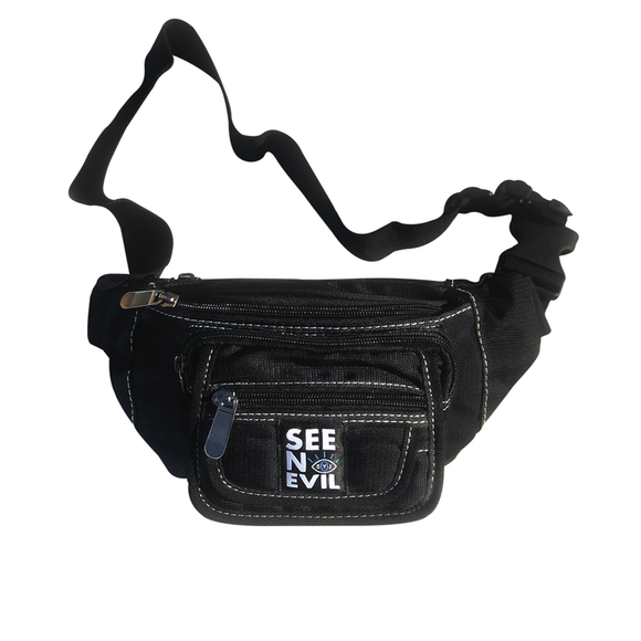basic fanny pack - See No Evil