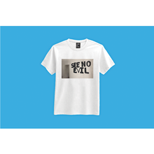 Load image into Gallery viewer, See No Evil Wall t-shirt