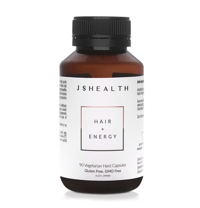 Hair + Energy Formula - 60 Tablets