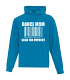 Dance Mom, Scan For Payment
