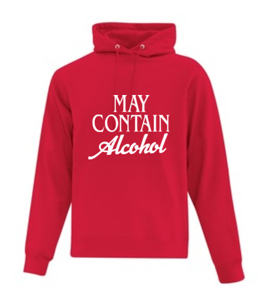 May Contain Alcohol