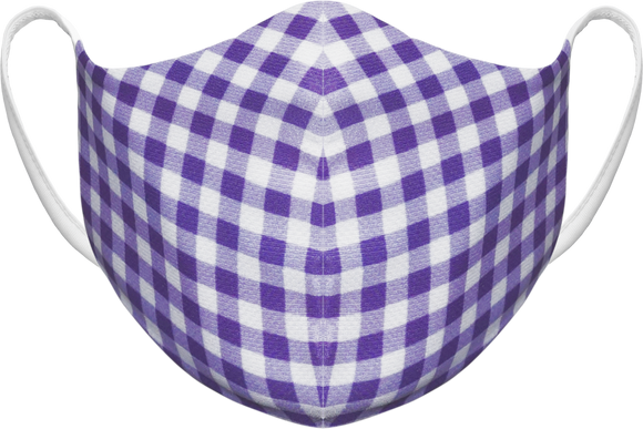 Gingham - Purple