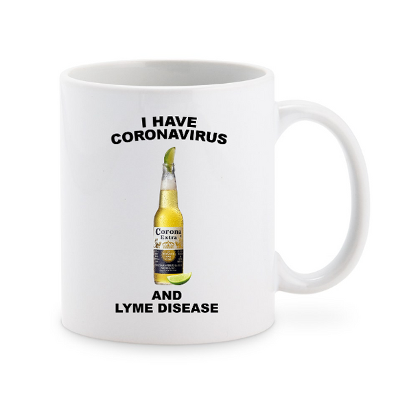 I Have Coronavirus And Lyme Disease