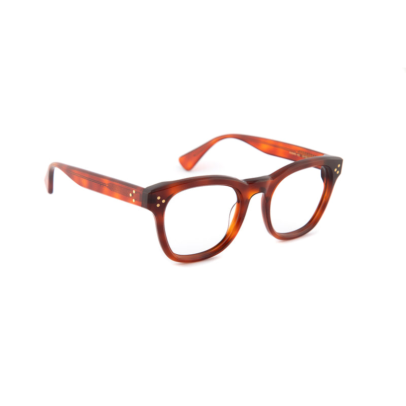 Hughes Optical Frames in Light Tortoiseshell