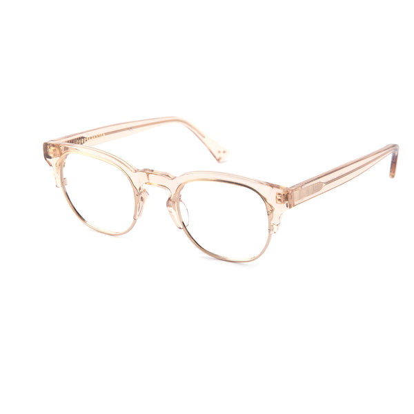 Ronnie Optical Frames in Champagne & Gold