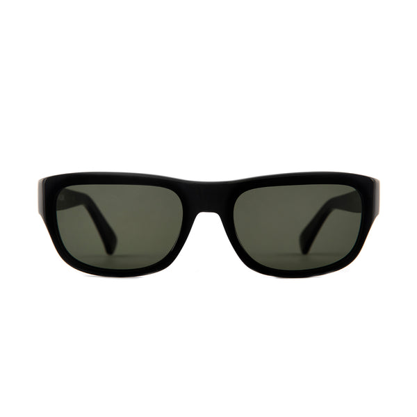Yvan Sunglasses in Piano Black