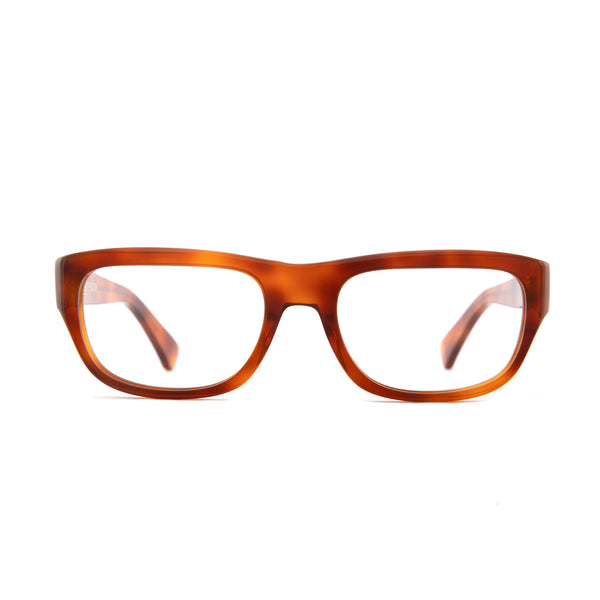 Yvan Optical Frames in Caramel Tortoiseshell