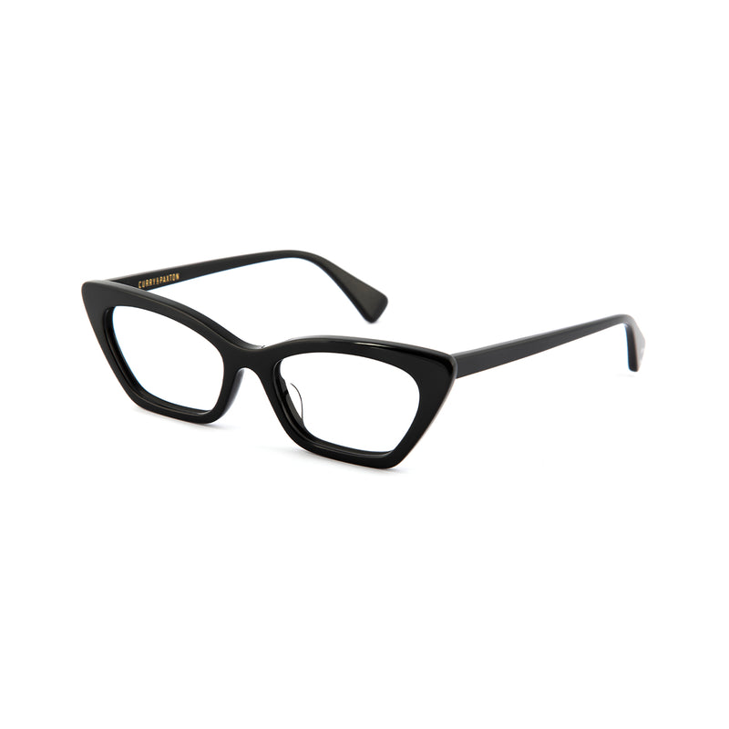Marilyn Optical Frames in Black Gloss