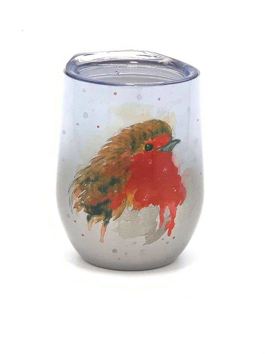 Primo ICE°  Stainless Steel Tumbler - WWF Robin