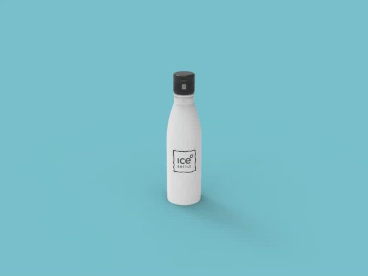 ICE° Cap - Filter Cap for Stainless Steel Water Bottles