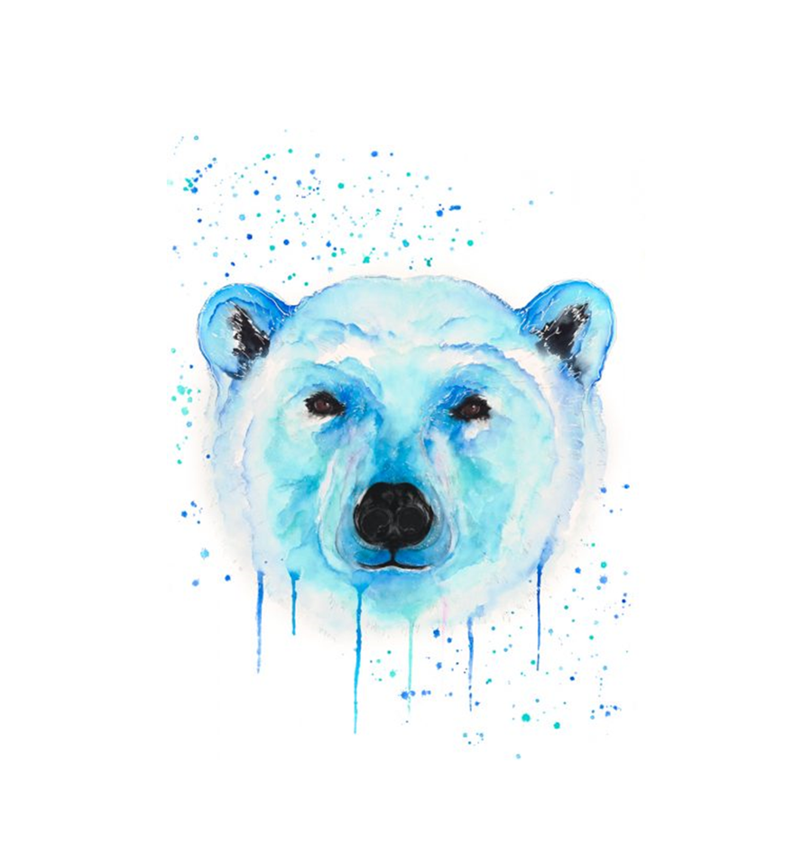 ICE° Bottle WWF Polar Bear