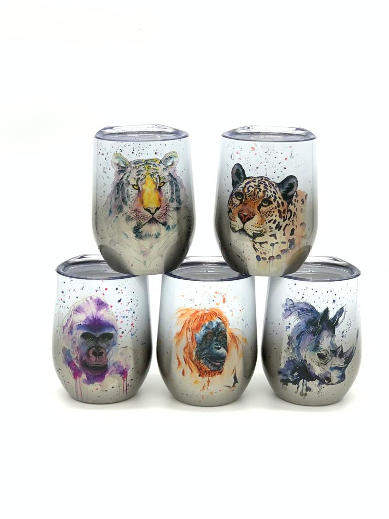 Primo ICE°  Stainless Steel Tumbler - WWF Hare