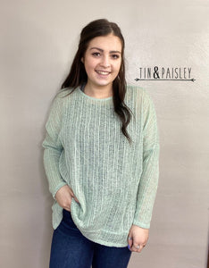 The Mary Ann Sweater