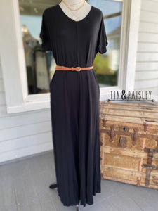 The Black Jumpsuit
