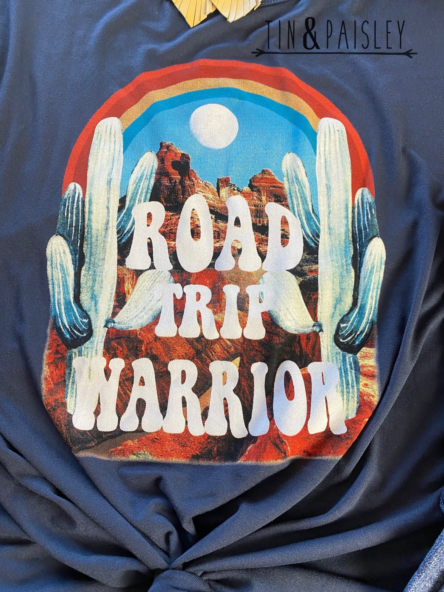 The Road Trip Warrior Tee