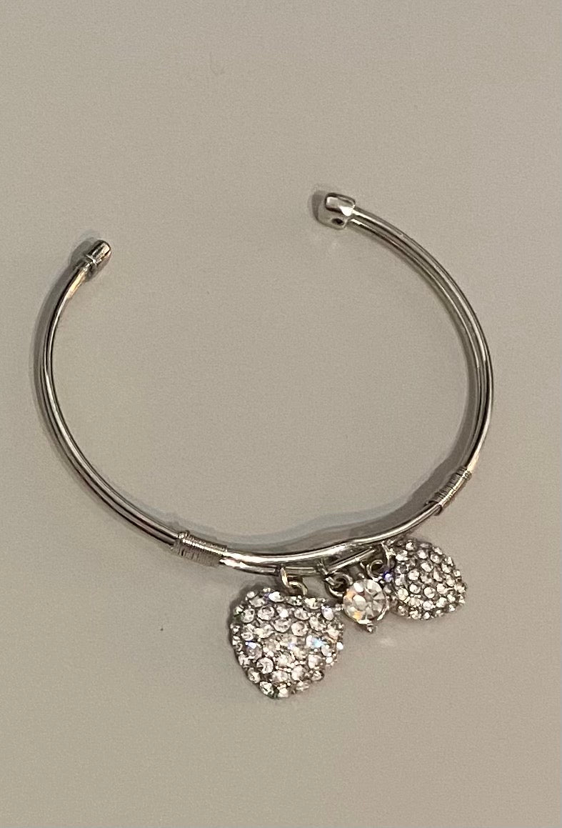 Oh So Charming Cuff Bracelet