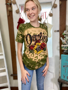 Flowered Darlin T-Shirt