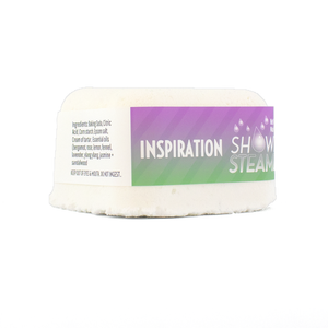 Inspiration Shower Steamer