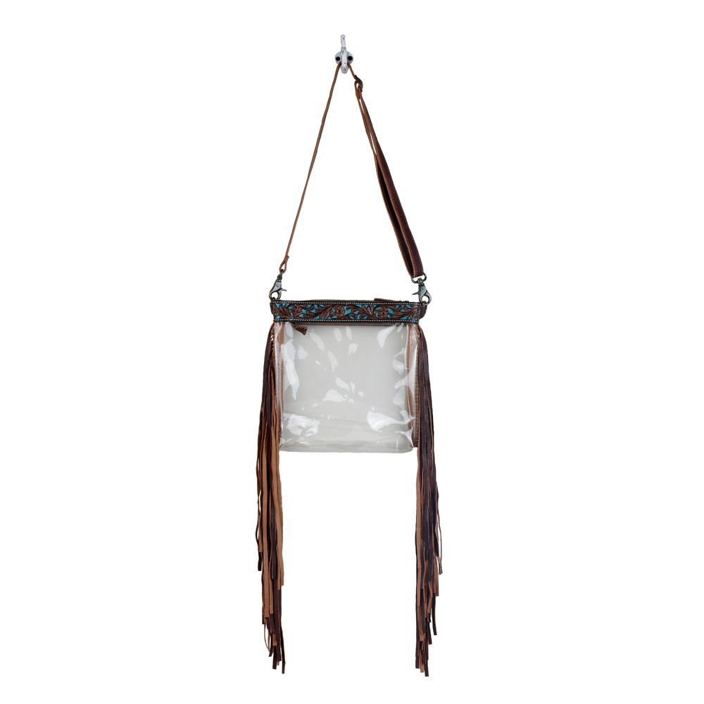 HANGY TANGY CLEAR BAG