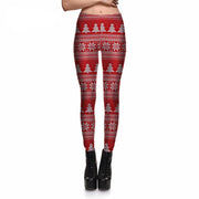 Holiday Sweater Leggings - Lotus Leggings