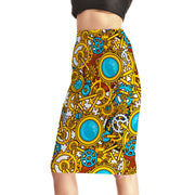 STEAMPUNK PENCIL SKIRT