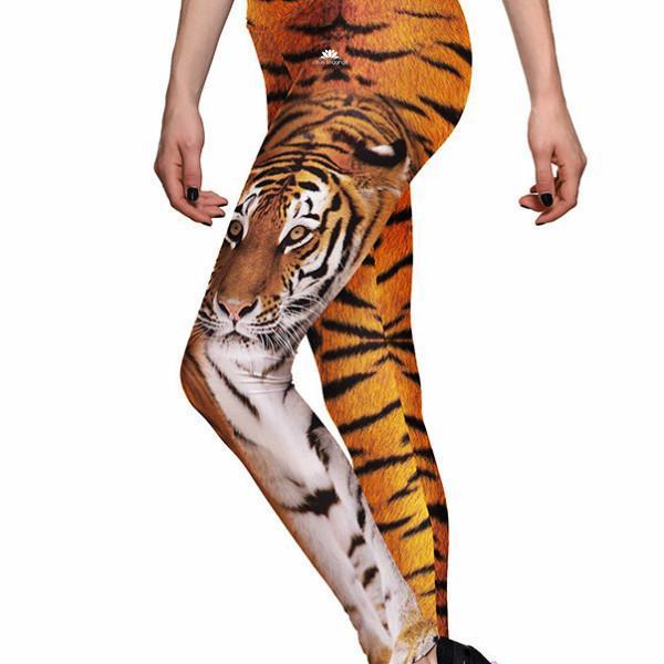 TIGER ATHLETIC LEGGINGS