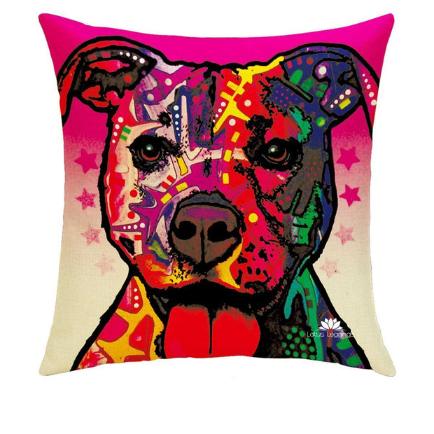 LOVELY SATISFACTION PILLOW COVER