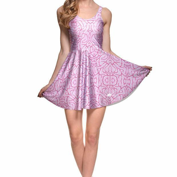 BRAINS SKATER DRESS