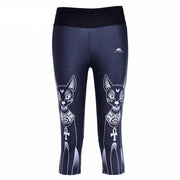 ROYAL CAT ATHLETIC CAPRI