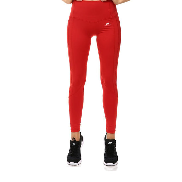 ROSY RED PERFORMX LEGGINGS