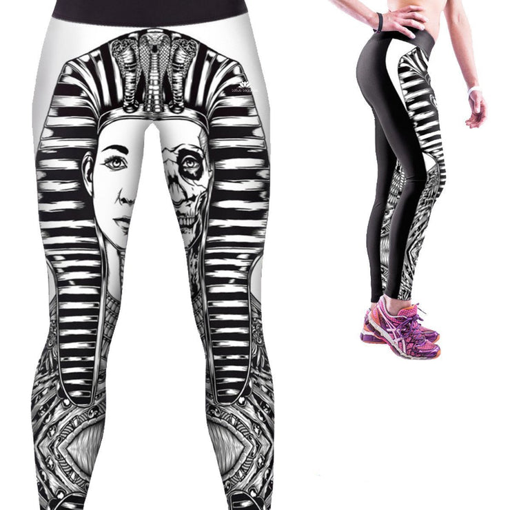 PHARAOH ATHLETIC LEGGINGS