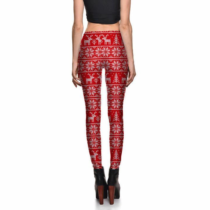 Reindeer Games Leggings - Lotus Leggings