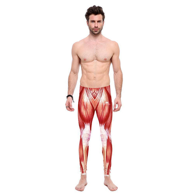 MR. MUSCLE LEGGINGS