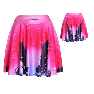 ENCHANTED FOREST SKATER SKIRT