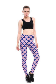 STARRY SCALE LEGGINGS