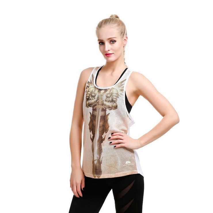 WARRIOR WITHIN TRAINX TOP