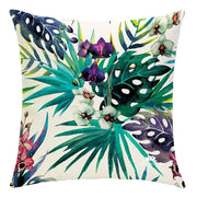 BOTANICAL GARDEN PILLOW COVER