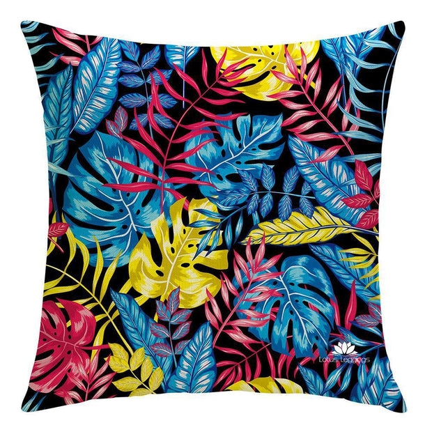MIDNIGHT PARADISE PILLOW COVER