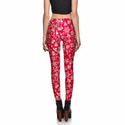 Holiday Cheer Leggings - Lotus Leggings