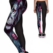 EVENTIDE LION ATHLETIC LEGGINGS