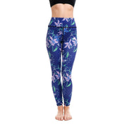 LOTUSX™ VINCA BLOSSOM LEGGINGS