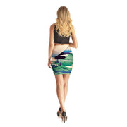 In the Hills Short Skirt - Lotus Leggings