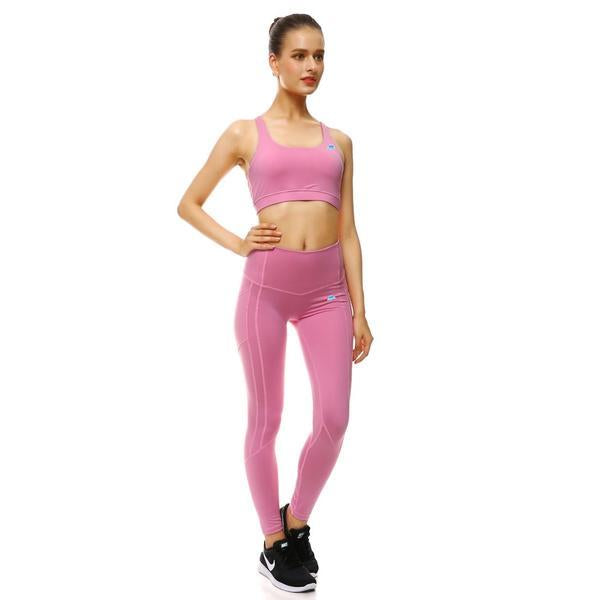 PRETTY IN PINK PERFORMX SPORTS SET