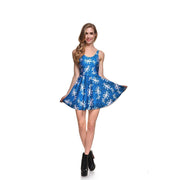 Sea Dragon Skater Dress - Lotus Leggings