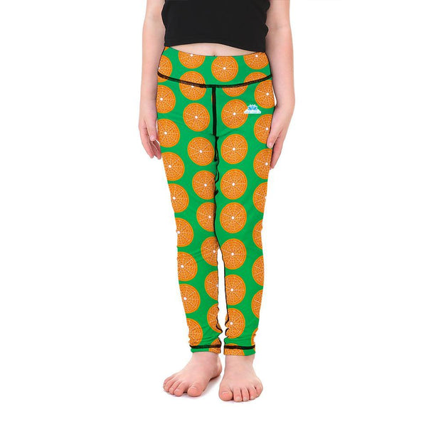 Kid's LotusX™ Freshly Squeezed Leggings - Lotus Leggings