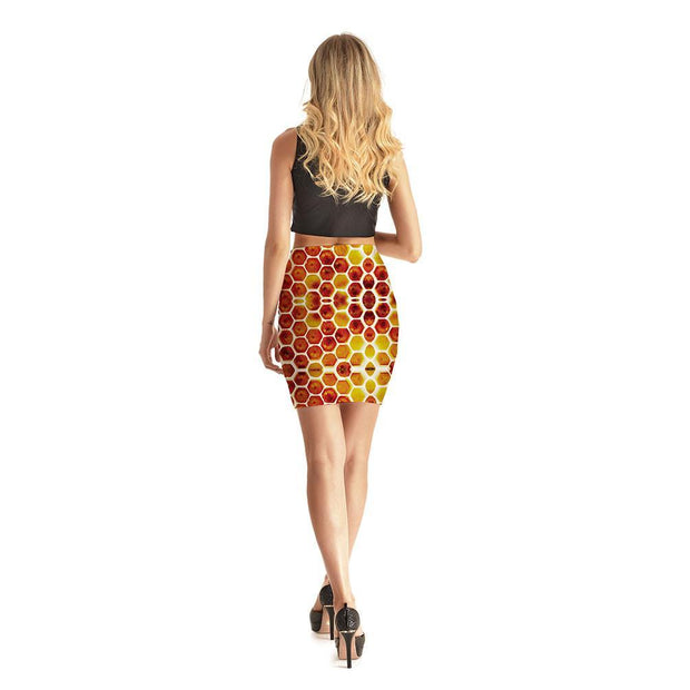 Love Apples Short Skirt - Lotus Leggings