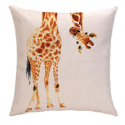 Joyful Giraffe Pillow Cover - Lotus Leggings