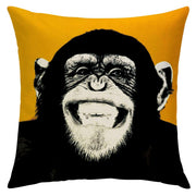 Monkey Business Pillow Cover - Lotus Leggings