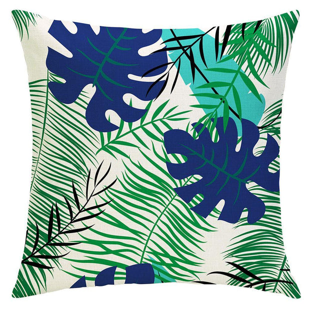 Color Me Parrots Pillow Cover - Lotus Leggings