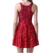DRAGON EGG SKATER DRESS